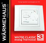 Терморегулятор WARMEHAUS CLASSIC WH700