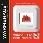 Терморегулятор WÄRMEHAUS WH400 PRO